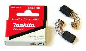 Makita CB100 szczotki węglowe 181030-1 ORYGINAŁ