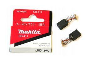 Makita CB411 szczotki węglowe 191940-4 ORYGINAŁ