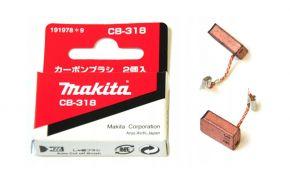 Makita CB318 szczotki węglowe 191978-9 ORYGINAŁ
