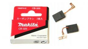 Makita CB325 szczotki węglowe 194074-2 ORYGINAŁ