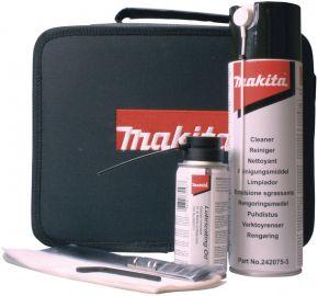 Zestaw czyszczący do gwoździarek gazowych Makita
