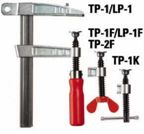 Zacisk spawalniczy biegunowy LP / TP Bessey TP-1F