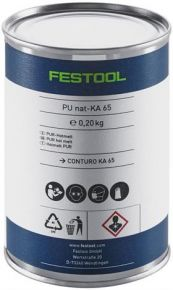 Klej poliuretanowy naturalny PU nat 4x-KA 65 Festool