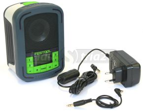 Radio budowlane BR 10 Festool