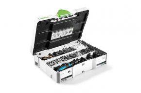 Asortyment łączników DOMINO KV-SYS D8 Festool