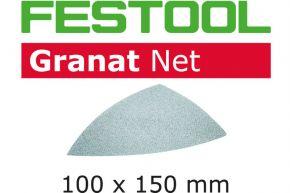 Materiały ścierne z włókniny STF DELTA P150 GR NET/50 Festool