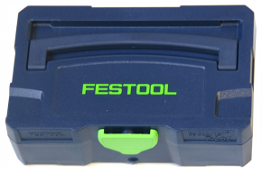 Micro-Systainer T-LOC SYS-MICRO Blue Festool