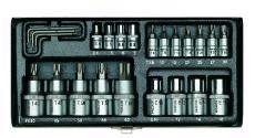 Zestaw kluczy TX - 23 elementowy Proxxon 23102