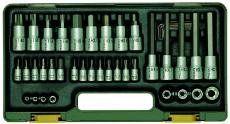 Specjalny zestaw do śrub imbusowych i TX 41 elementowy Proxxon 23290