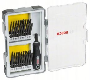 Zestaw bitów 37 szt Bosch 2607017320