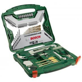 Zestaw 103-częściowy X-Line, Titanium Bosch 2607019331