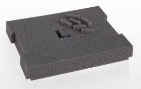 Nadcięty wkład z pianki do Bosch L-BOXX 102
