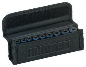 9-częściowy zestaw wkładek do kluczy nasadowych 50 mm; 6, 7, 8, 9, 10, 11, 12, 13, 14 mm Bosch