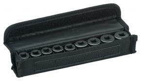9-częściowy zestaw wkładek do kluczy nasadowych 30 mm; 7, 8, 10, 12, 13, 15, 16, 17, 19 mm Bosch