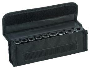 9-częściowy zestaw wkładek do kluczy nasadowych 63 mm; 7, 8, 10, 12, 13, 15, 16, 17, 19 mm Bosch