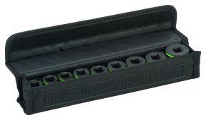 9-częściowy zestaw wkładek do kluczy nasadowych 38 mm; 10, 11, 13, 17, 19, 21, 22, 24, 27 mm Bosch