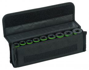 9-częściowy zestaw wkładek do kluczy nasadowych 77 mm; 10, 11, 13, 17, 19, 21, 22, 24, 27 mm Bosch