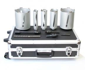 """5-częściowy zestaw diamentowych koronek wiertniczych G 1/2"""" Bosch"""
