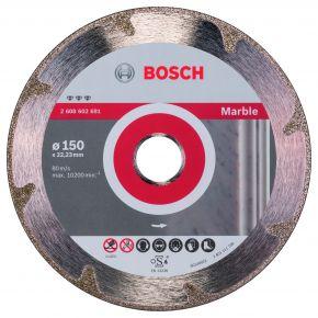 Diamentowa tarcza tnąca Best for Marble 150 x 22,23 x 2,2 x 3 mm Bosch
