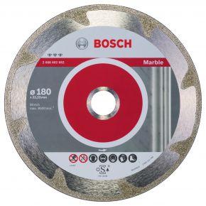 Diamentowa tarcza tnąca Best for Marble 180 x 22,23 x 2,2 x 3 mm Bosch