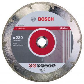 Diamentowa tarcza tnąca Best for Marble 230 x 22,23 x 2,2 x 3 mm Bosch