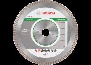 Diamentowa tarcza tnąca Best for Ceramic Extra-Clean Turbo 180x22.23 Bosch