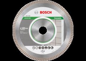 Diamentowa tarcza tnąca Best for Ceramic Extra-Clean Turbo 180x25.4 Bosch