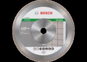 Diamentowa tarcza tnąca Best for Ceramic Extra-Clean Turbo 230x25.4 Bosch