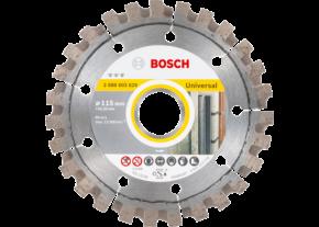 Diamentowa tarcza tnąca Best for Universal 115x22,23 Bosch