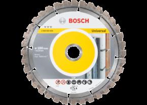 Diamentowa tarcza tnąca Best for Universal 180x22,23 Bosch