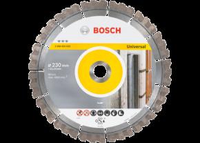 Diamentowa tarcza tnąca Best for Universal 230x22,23 Bosch