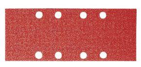 Papiery ścierne do szlifierek oscylacyjnych Bosch C430, 93x230mm, 8 otworów, ziarnistość 80