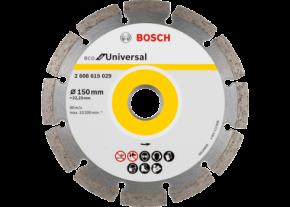 Diamentowa tarcza tnąca ECO for Universal 150x22,23 Bosch