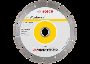 Diamentowa tarcza tnąca ECO for Universal 180x22,23 Bosch