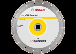 Diamentowa tarcza tnąca ECO for Universal 230x22,23 Bosch