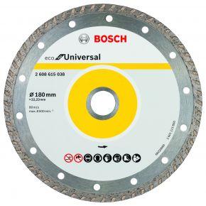 Diamentowa tarcza tnąca ECO for Universal 180x22.23x2.6x7 Bosch