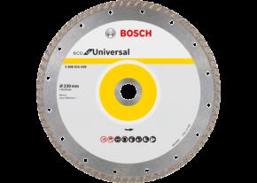 Diamentowa tarcza tnąca ECO for Universal Turbo 230x22,23 Bosch