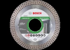 Diamentowa tarcza tnąca Best for Hard Ceramic 85x22,23 Bosch