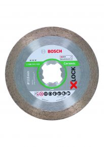 X-LOCK Best for Ceramic 115x22,23x1,8x10 115 x 22,23 x 1,6 x 10 mm Bosch