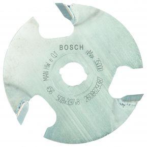 Frezy tarczowe 8 mm, D1 50,8 mm, L 4 mm, G 8 mm Bosch