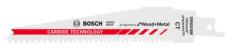 Brzeszczot S 956 XHM 150mm do drewna i metalu Bosch