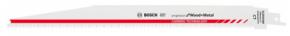 Brzeszczot S 1256 XHM 300mm do drewna i metalu Bosch