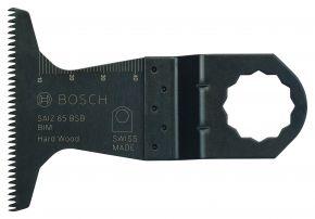 Brzeszczot BIM do cięcia wgłębnego SAIZ 65 BSB Hard Wood 40 x 65 mm Bosch