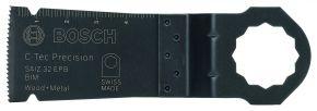 Brzeszczot BIM do cięcia wgłębnego SAIZ 32 EPB Wood and Metal 32 x 50 mm Bosch