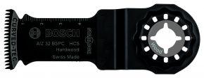 Brzeszczot do cięcia wgłębnego HCS do drewna twardego AIZ 32 BSPC 40 x 32 mm Bosch