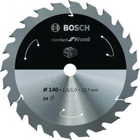 Ostrze do piły tarczowej bezprzewodowej Standard for Wood 140 x 1,5 / 1 x 20 T42 Bosch
