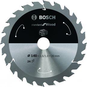 Ostrze do piły tarczowej bezprzewodowej Standard for Wood 150 x 1,6 / 1 x 10 T24 Bosch