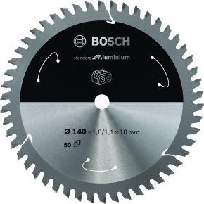 Ostrze do piły tarczowej bezprzewodowej Standard for Aluminium 165 x 1,8 / 1,3 x 20 T54 Bosch
