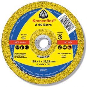 Tarcza do cięcia Klingspor Kronenflex A 60Extra 125x1,0x22 262937