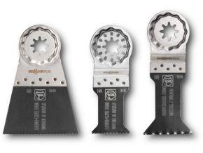 Zestaw brzeszczotów E-Cut Combo Fein StarLock